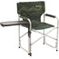 Outwell Chino Hills Sgabello pieghevole with Side Table verde